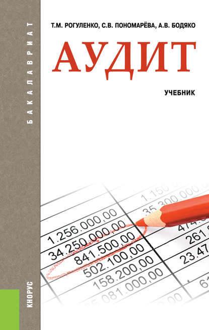 Аудит (Т. М. Рогуленко)