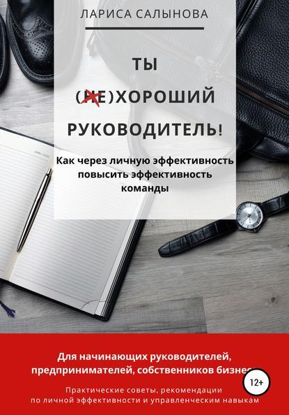 Ты (не)хороший руководитель. Как через личную эффективность повысить эффективность команды (Лариса Салынова) - скачать книгу