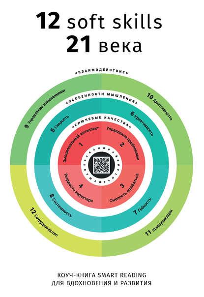 Коуч-книга Smart Reading 12 soft skills 21 века (Smart Reading) - скачать книгу