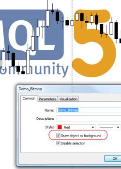 Demo_Create_OBJ_BITMAP_Script - скрипт для МТ5, скачать бесплатно