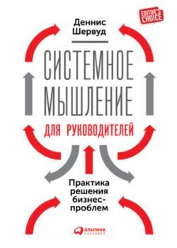 Аудиокнига Системное мышление для руководителей: Практика решения бизнес-проблем (Деннис Шервуд)