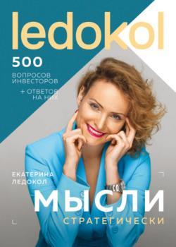 Мысли стратегически. 500 вопросов инвесторов и алгоритмы ответов на них (Екатерина Ледокол)