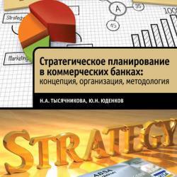 Стратегическое планирование в коммерческих банках: концепция, организация, методология - скачать книгу