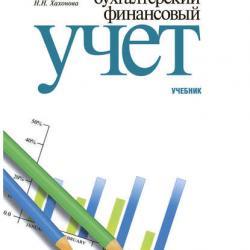 Бухгалтерский финансовый учет (Ирина Богатая)