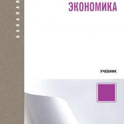Институциональная экономика (Светлана Носова)