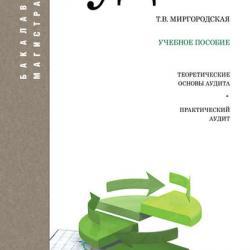 Аудит (Татьяна Миргородская)
