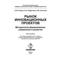 Рынок инновационных проектов: методология формирования, управления и развития (А. Ю. Егоров)