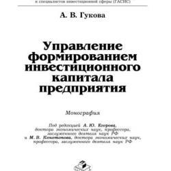 Управление формированием инвестиционного капитала предприятия (Альбина Гукова)