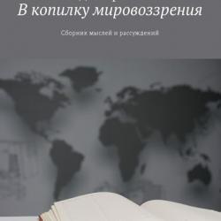 В копилку мировоззрения. Сборник мыслей ирассуждений (Владимир Валерьевич Земша)