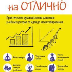 Учебный центр на «Отлично». Руководство по развитию учебного центра от идеи до масштабирования (Алексей Беба)