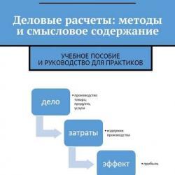 Деловые расчеты: методы исмысловое содержание (Анатолий Бусыгин)