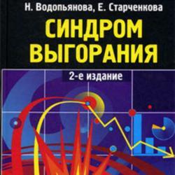 Синдром выгорания (Елена Старченкова)