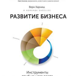Развитие бизнеса: инструменты прибыльного роста (Верн Харниш)