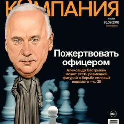 Компания 35-2016 (Редакция журнала Компания)