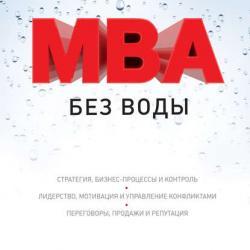 MBA без воды (Алексей Харинский)