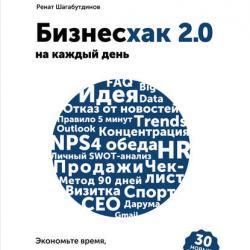 Бизнесхак на каждый день 2.0 (Игорь Манн)