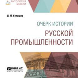 Очерк истории русской промышленности - скачать книгу