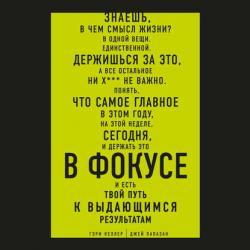 В ФОКУСЕ. Твой путь к выдающимся результатам - скачать книгу