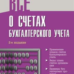 Всё о счетах бухгалтерского учета (2-е издание) (Тамара Беликова)