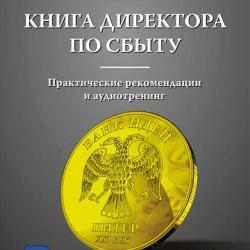 Книга директора по сбыту (Борис Жалило)