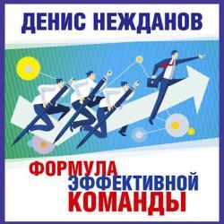 Аудиокнига Формула эффективной команды (Денис Нежданов)