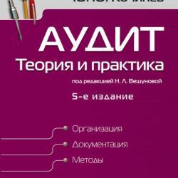 Аудит: теория и практика (Юрий Юрьевич Кочинев)