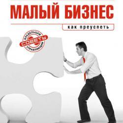 Малый бизнес: с чего начать, как преуспеть (Артем Медведев)