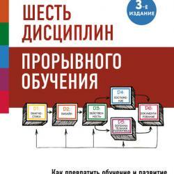 Шесть дисциплин прорывного обучения. Как превратить обучение и развитие в бизнес-результаты (Рой Поллок) - скачать книгу