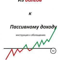 Из долгов к пассивному доходу (Сергей Валентинович Баранкин) - скачать книгу