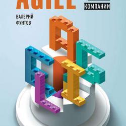 Agile. Процессы, проекты, компании (Валерий Николаевич Фунтов)