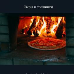 Пицца-бизнес. Часть 6. Сыры и топпинги (Владимир Давыдов)