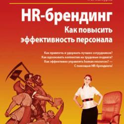 Руслан Мансуров - HR-брендинг. Как повысить эффективность персонала