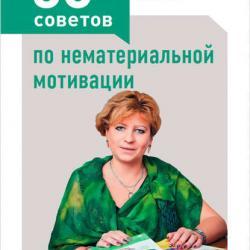 50 советов по нематериальной мотивации (Светлана Иванова)