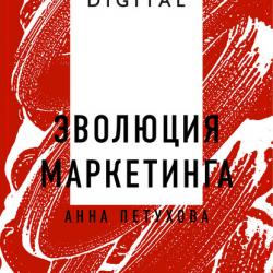 Эволюция маркетинга (Анна Петухова)