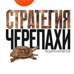Стратегия черепахи (Дэвид Тзор)