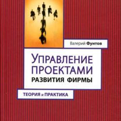 Управление проектами развития фирмы. Теория и практика (Валерий Николаевич Фунтов)