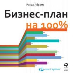 Аудиокнига Бизнес-план на 100%. Стратегия и тактика эффективного бизнеса (Ронда Абрамс)