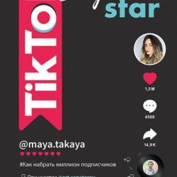 TikTok Superstar. Как набрать миллион подписчиков (Артем Сенаторов)