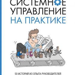 Системное управление на практике. 50 историй из опыта руководителей для развития управленческих навыков (Евгений Севастьянов)