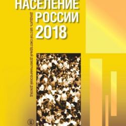 Население России 2018. Двадцать шестой ежегодный демографический доклад (Группа авторов)