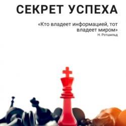 Секрет успеха (Лариса Мукатина-Бутенко)