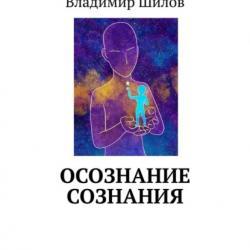 ОСОЗНАНИЕ СОЗНАНИЯ (Владимир Шилов)