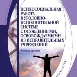 Психосоциальная работа в уголовно-исполнительной системе с осужденными, освобождаемыми из исправительных учреждений - скачать книгу