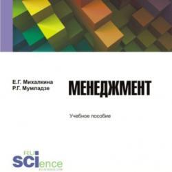 Менеджмент. (Бакалавриат). Учебное пособие - скачать книгу