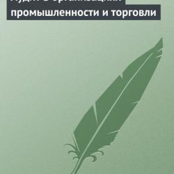Аудит в организациях промышленности и торговли (Аурика Луковкина)