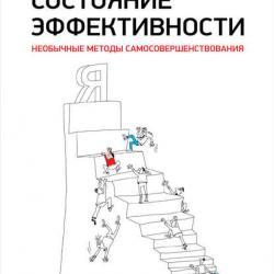 Состояние эффективности. Необычные методы самосовершенствования (Сергей Филиппов)