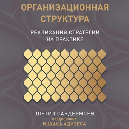 Аудиокнига Организационная структура (Шетил Сандермоен)