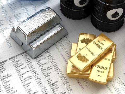 торговля золотом и серебром на бирже
